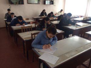 Училище №1 участвует в олимпиадах среди СПО